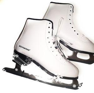 🆕 Schwinn ice skates adult sz5